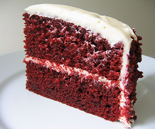 Red Velvet Hot Chocolate With Cake Mix