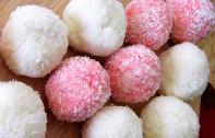 Coconut balle